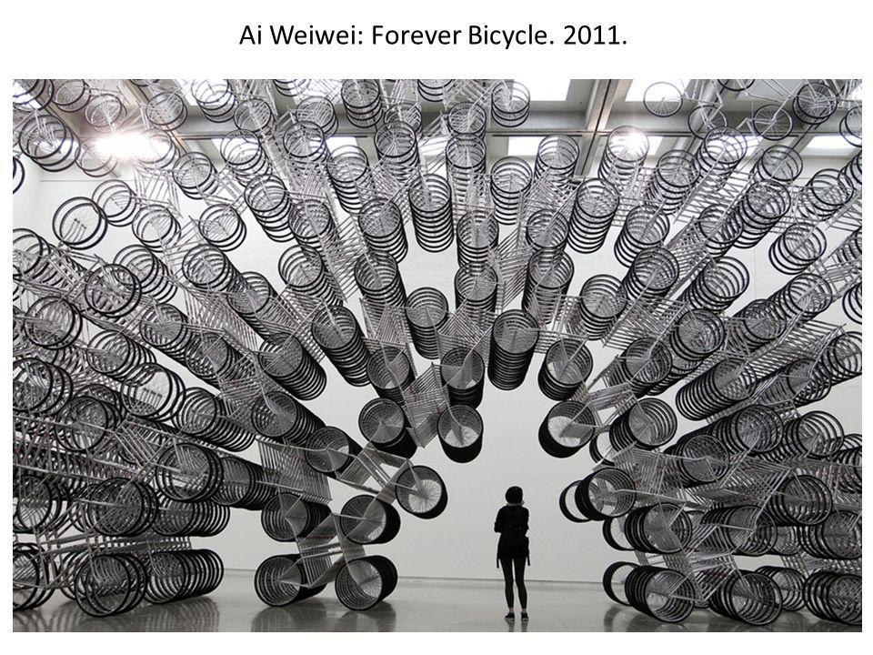 Ai Weiwei: Forever Bicycle. 2011.