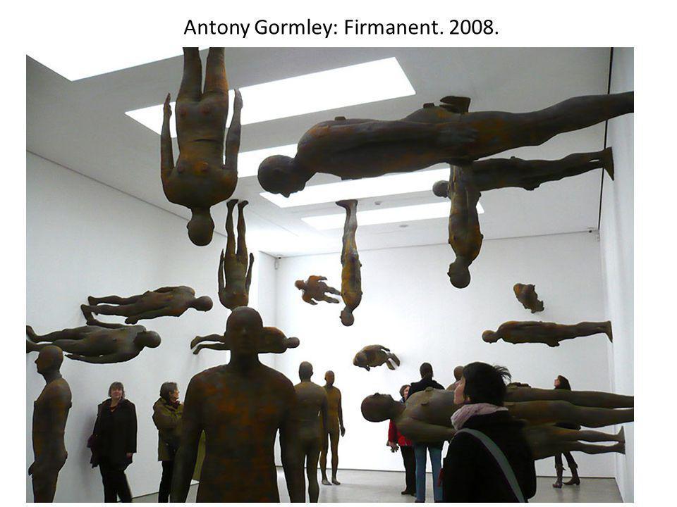 Antony Gormley: Firmanent. 2008.