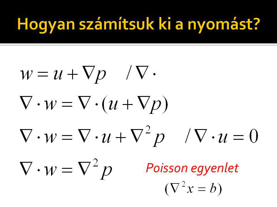 Poisson egyenlet