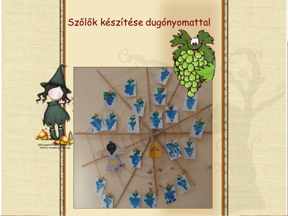 """Kis csoport """"ŐSZ KINCSEI TÉMAHÉT Tűz modul 2013.október 7-11."""