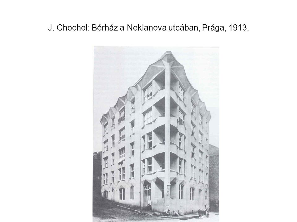 Max Fabiani: Portois és Fix üzlet- és lakóház, Bécs, 1899-1900.