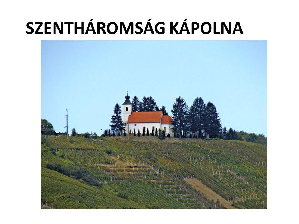 SZENTHÁROMSÁG KÁPOLNA