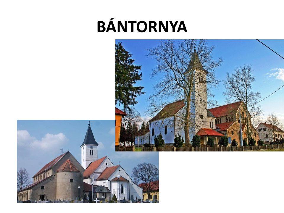 BÁNTORNYA