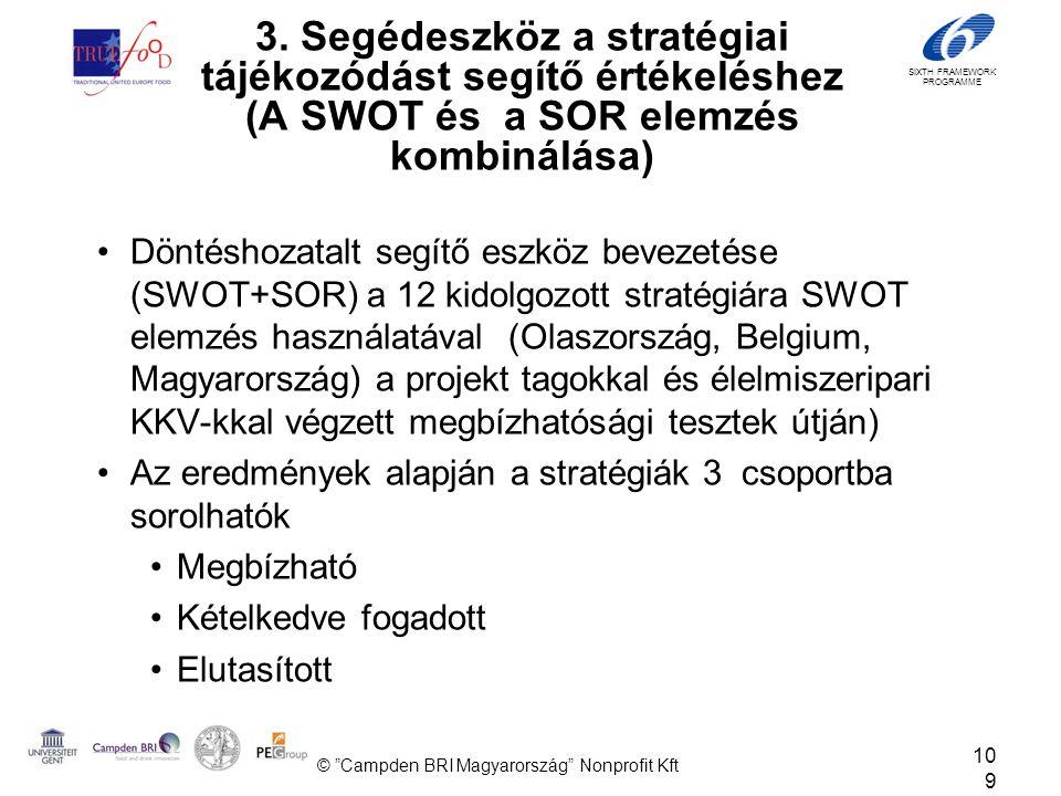 SIXTH FRAMEWORK PROGRAMME 3.
