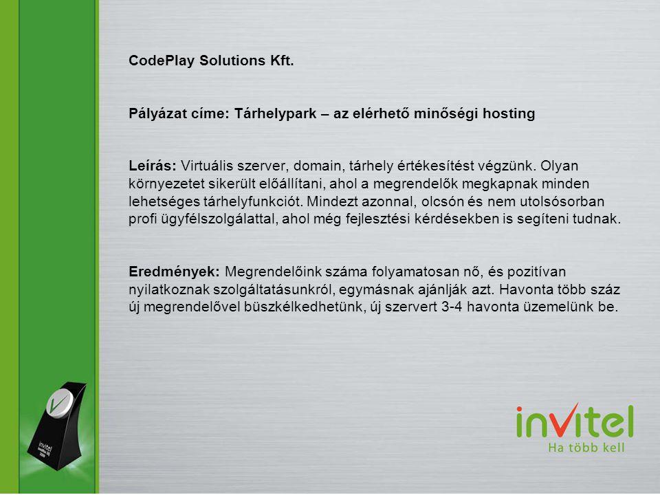 DLM Solutions Kft.
