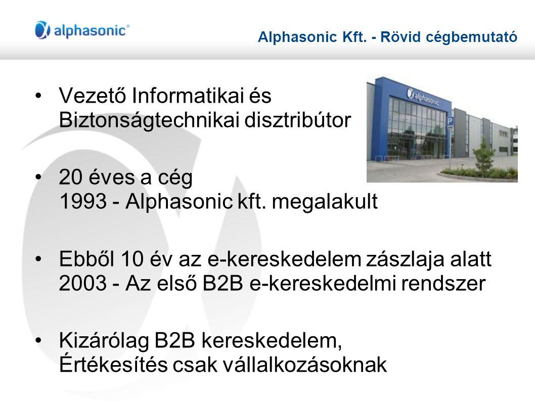 Alphasonic Kft.