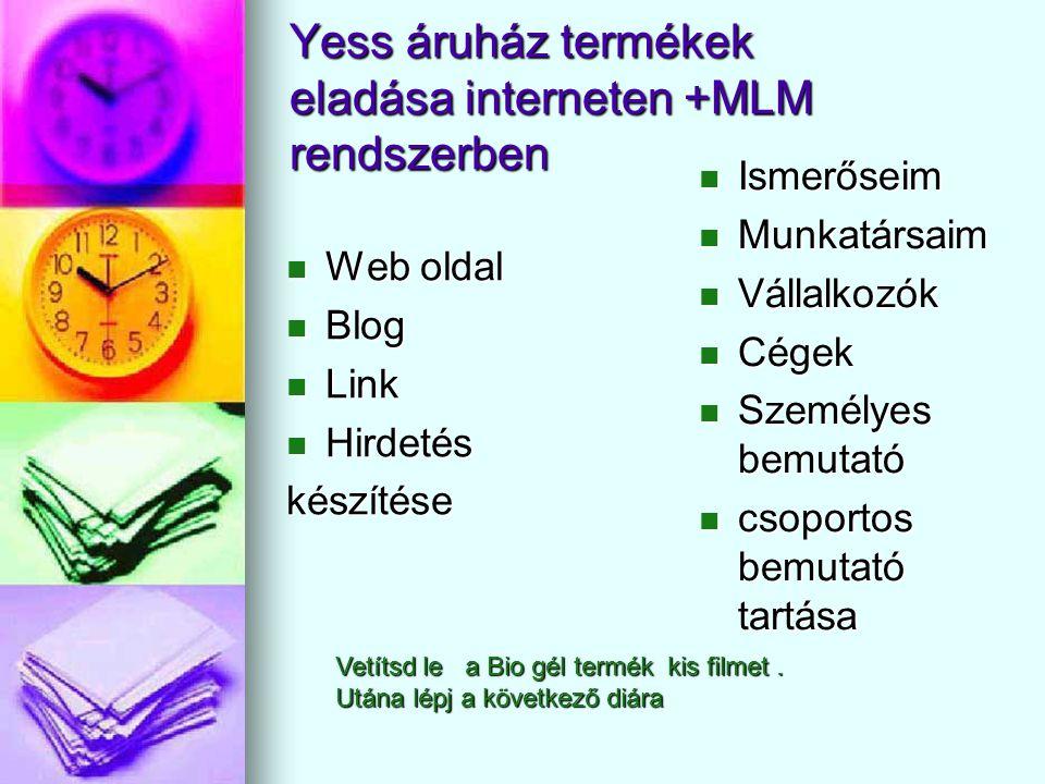 Yess Plus cég fizetési rendszere munkatársak számára  Hallgasd meg a hangos könyvemet,  www.autonetwork.hu/penzedkonyve www.autonetwork.hu/penzedkonyve  További tájékoztatás a  www.uzletepito.hu/H-24709