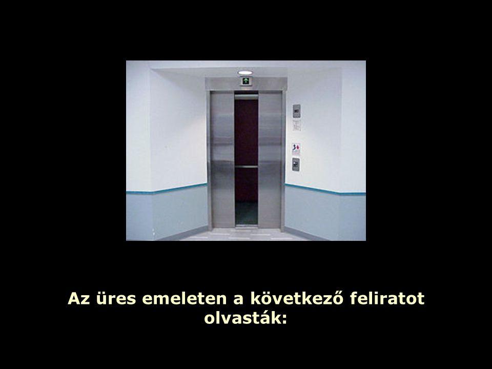 """Ria Slides """"Istenem, vajon mi vár ránk az ötödik emeleten?"""" És habozás nélkül feljebb mentek."""