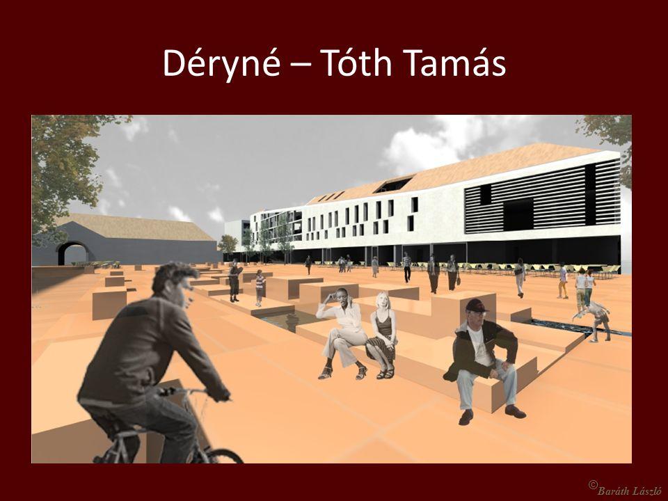 Déryné – Tóth Tamás © Baráth László