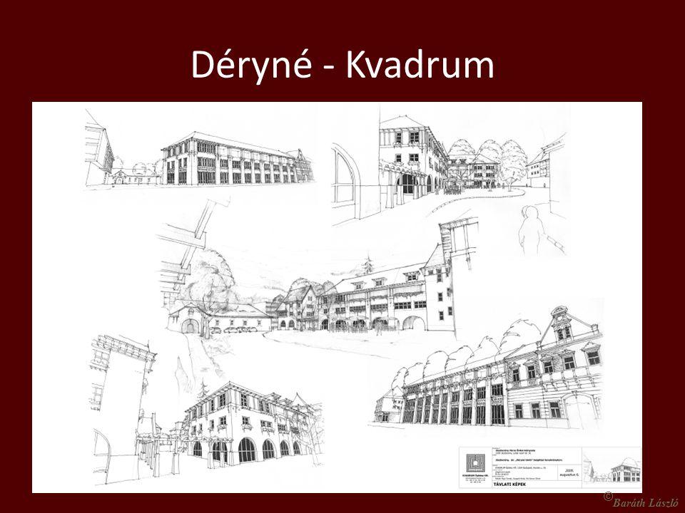 Déryné - Kvadrum © Baráth László