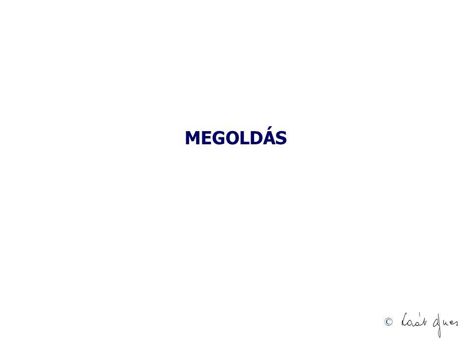 © MEGOLDÁS