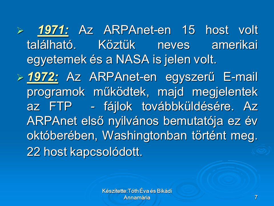 Készítette:Tóth Éva és Bikádi Annamária58  Jelentős idő és létszám megtakarítást eredményez  a dokumentumok,  adatok,  információk elektronikus cseréje.