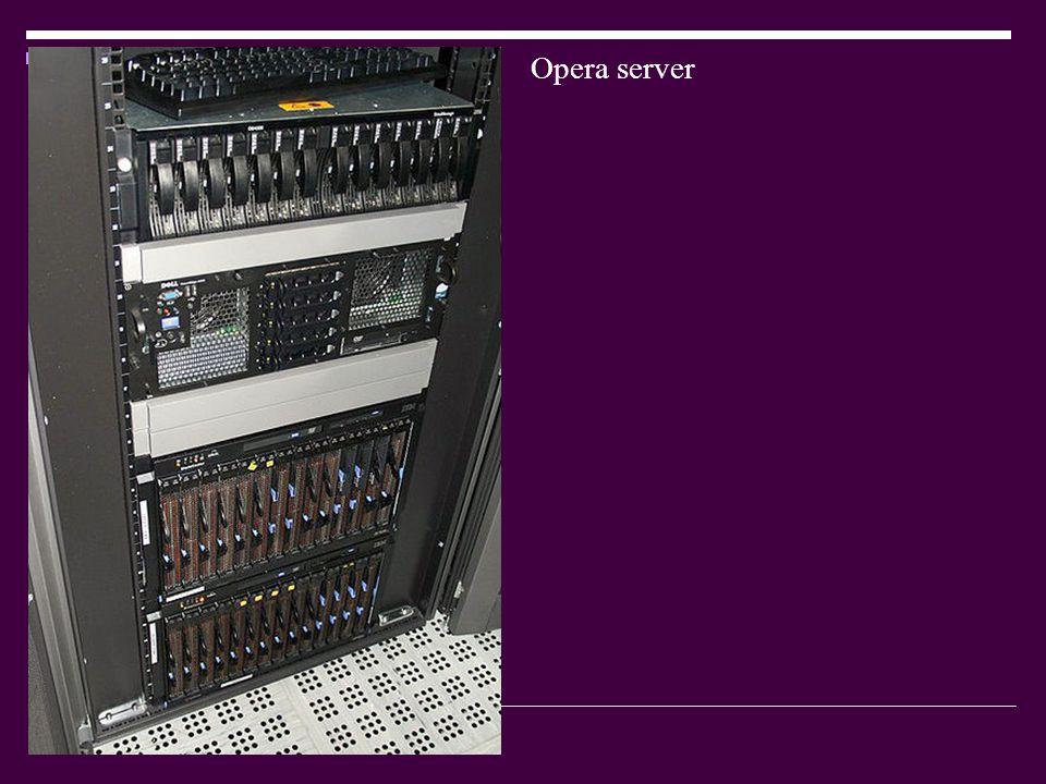 Opera server