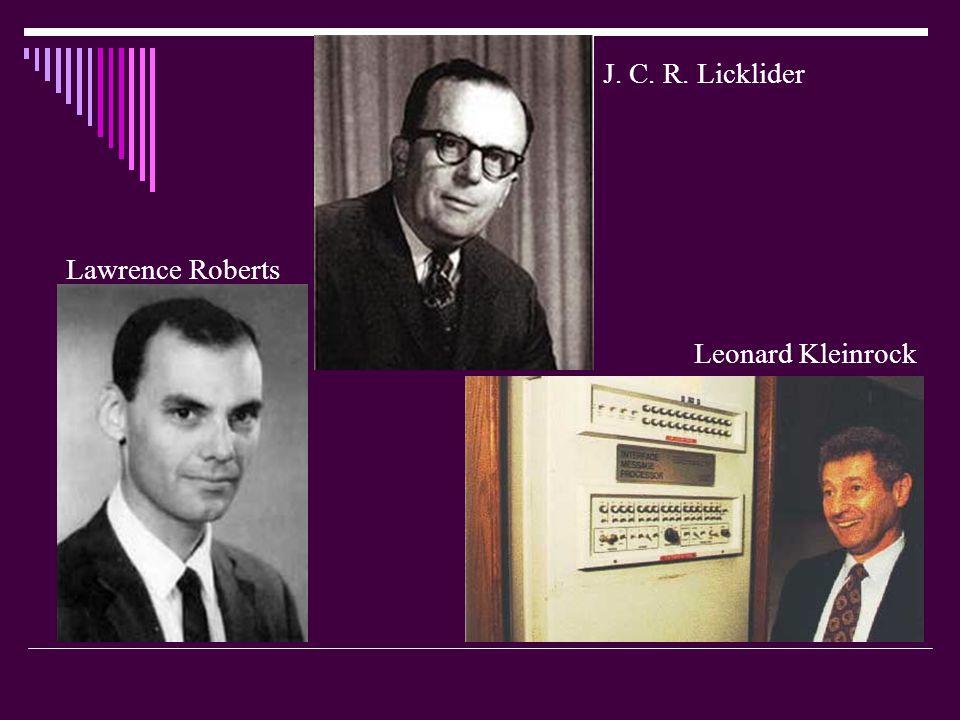 1973-ban fejlesztette ki Bob Kahn és Vinton Cerf a hálózati protokolloknak nevezett kommunikációs szabványokat (TCP/IP), melyek lehetővé tették a bővítést, újabb gépek bekapcsolását.