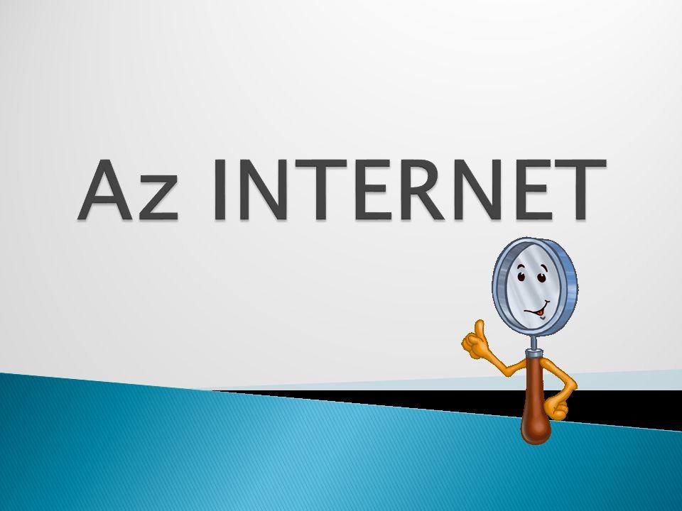 Fizikai kapcsolat ADSL Az ADSL (Asymmetric Digital Subscriber Line – aszimmetrikus digitális előfizetői vonal) - a hagyományos analóg telefonvonal digitális vonallá alakítva, - az adatkommunikáció két irányának (feltöltés és letöltés) sebessége eltérő.