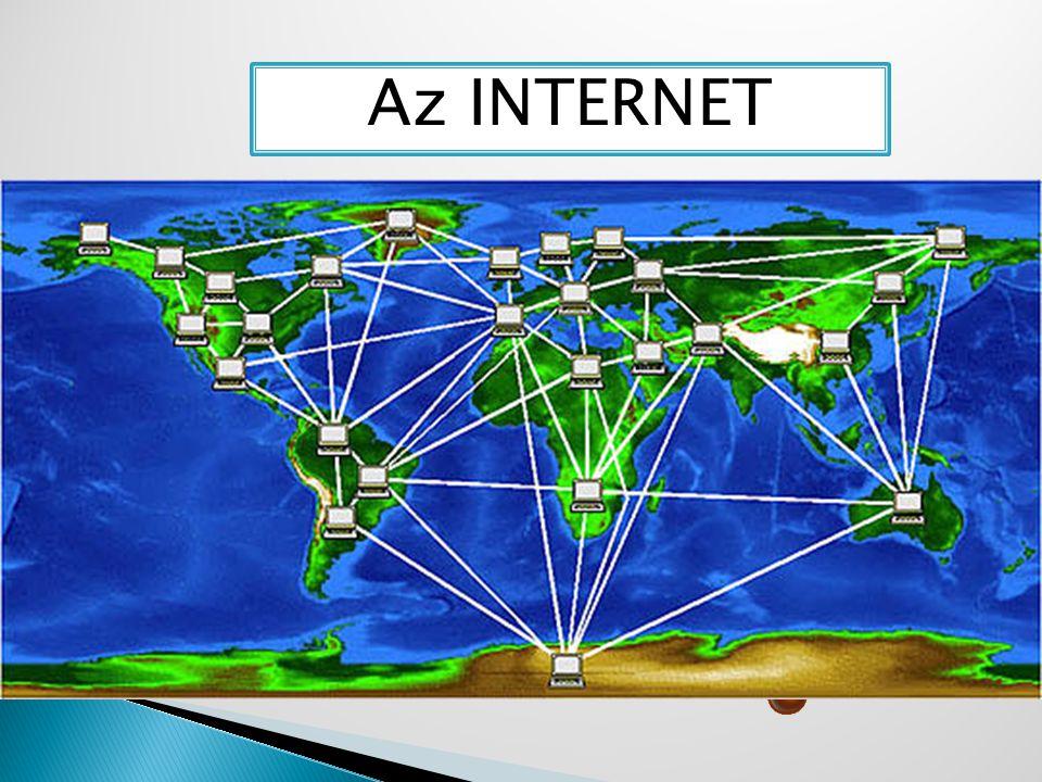 Fizikai kapcsolat Bérelt vonal -nagy sebességű, - állandó internetkapcsolat - adatátviteli sebessége 64 Kbps-tól 2 Mbps-ig terjed.