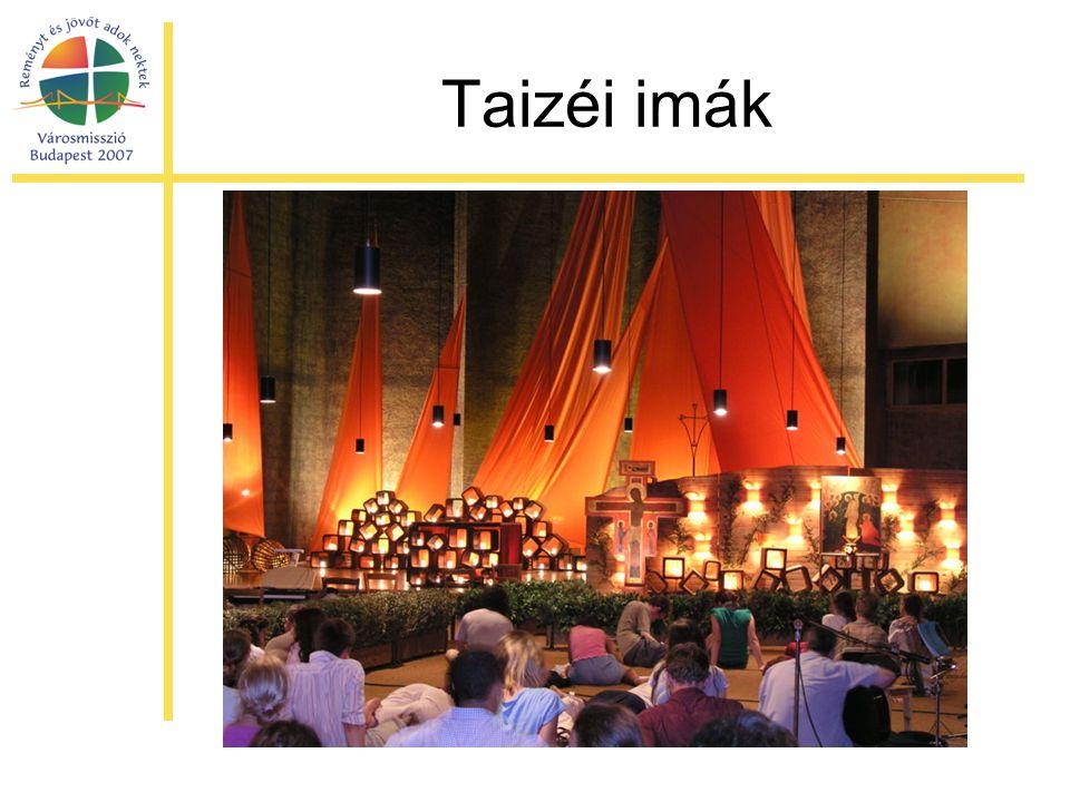 Taizéi imák