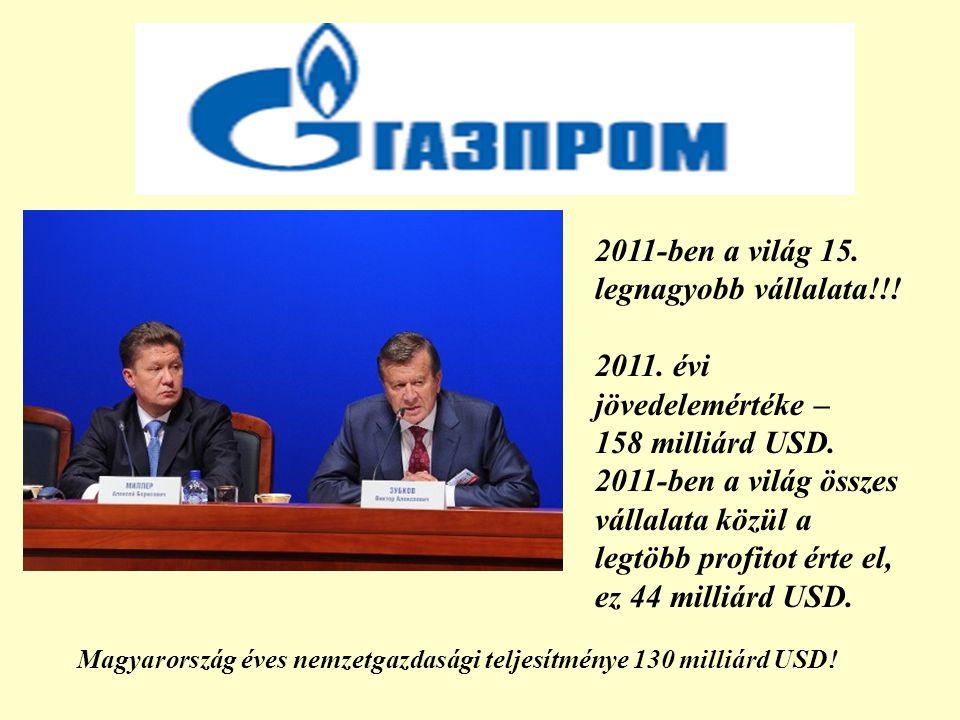 2011-ben a világ 15.legnagyobb vállalata!!. 2011.