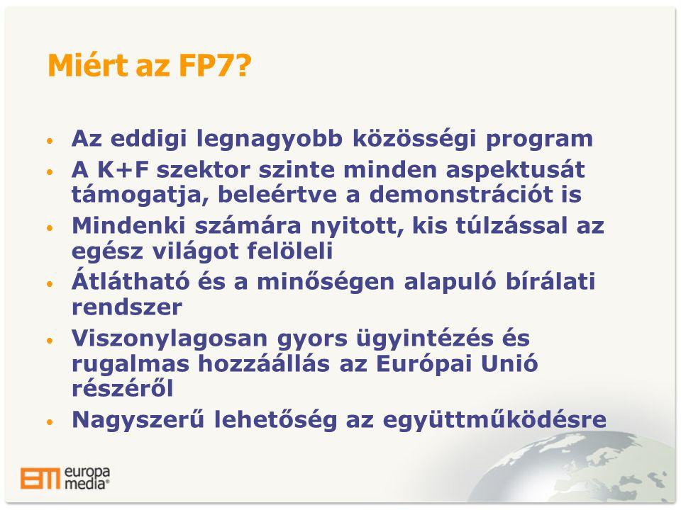 Miért az FP7.