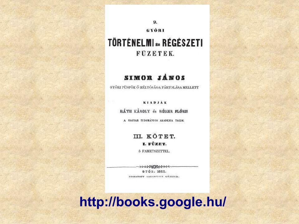 http://books.google.hu/