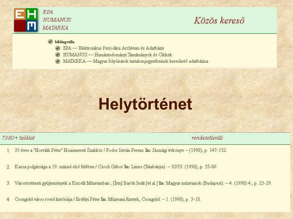 Felvidéki digitális könyvtár http://www2.arcanum.hu/2011