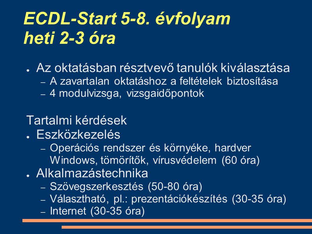 ECDL-Start 5-8.