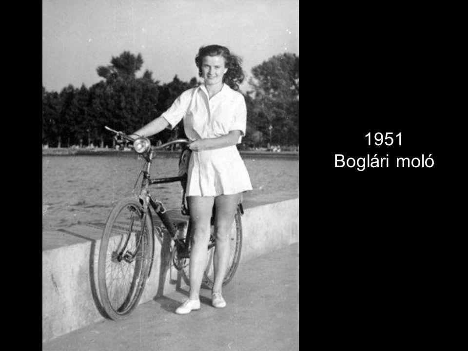 1951 Boglári moló