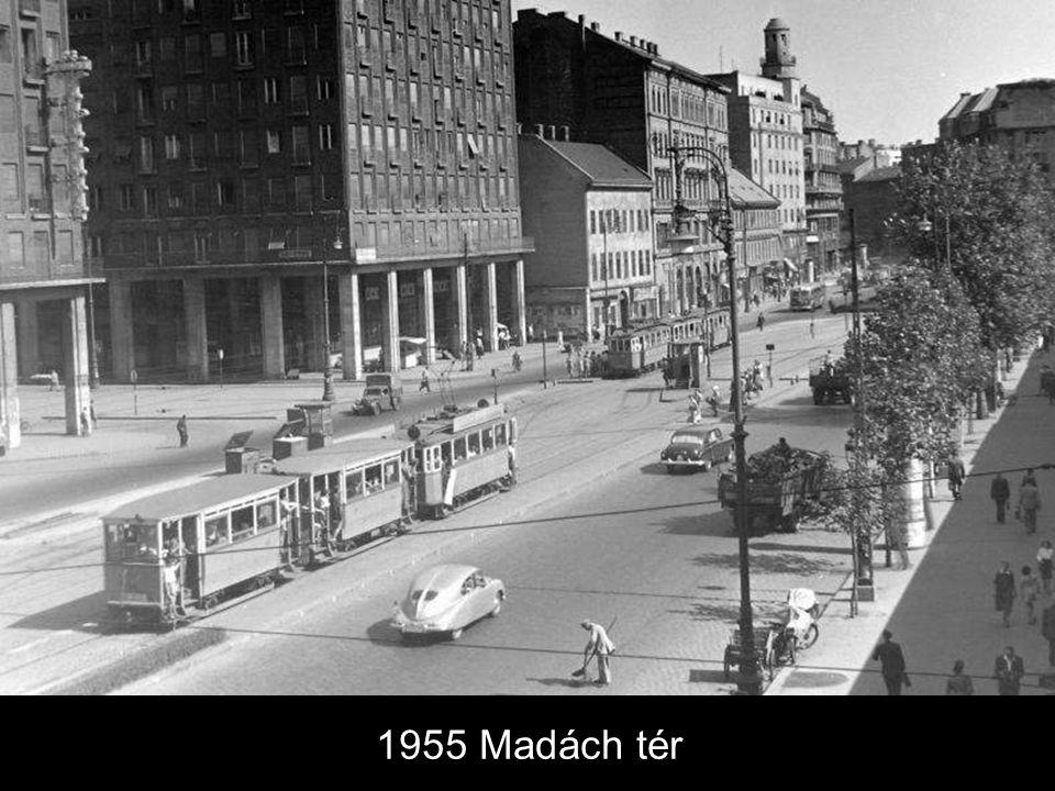 1955 Madách tér