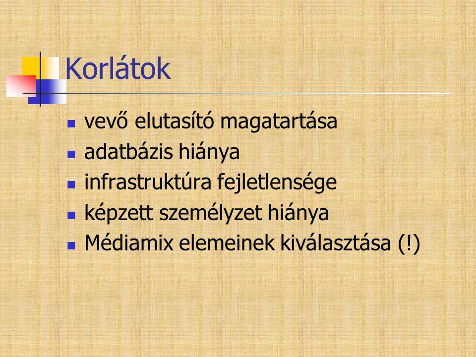 3) A telemarketing fajtái  Passzív v.
