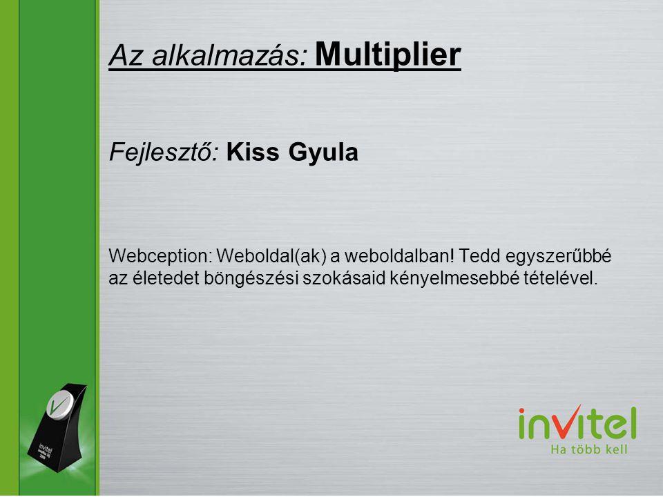 Webception: Weboldal(ak) a weboldalban.