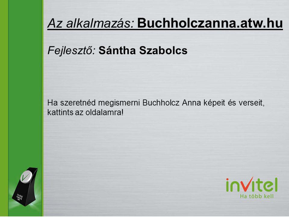 Ha szeretnéd megismerni Buchholcz Anna képeit és verseit, kattints az oldalamra.