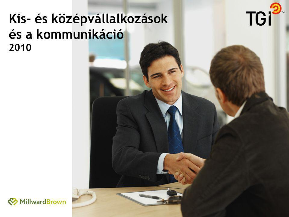 Kis- és középvállalkozások és a kommunikáció 2010