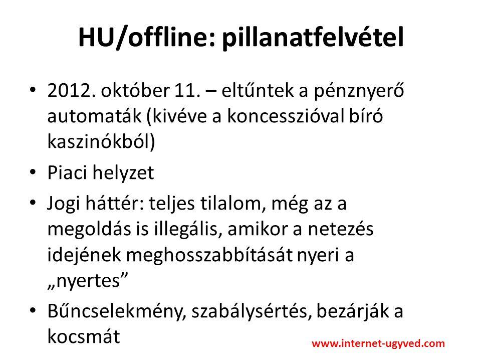 HU/offline: pillanatfelvétel • 2012. október 11.