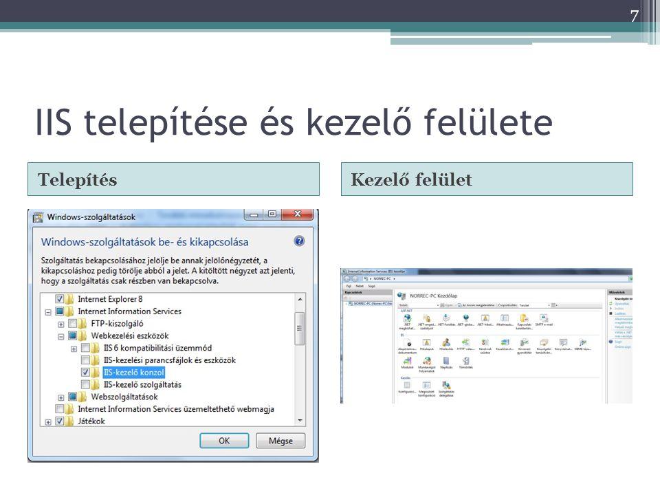 WCF szolgáltatás hostolása Windows szolgáltatással 6.Az OnStart metódus megírása, amely a ServiceHost egy példányát fogja létrehozni.