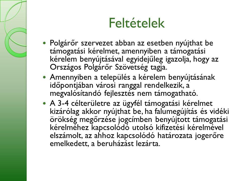 Csatolandó dokumentumok  helyi önkormányzat, illetve önkormányzati társulás ügyfél esetén a 2013.