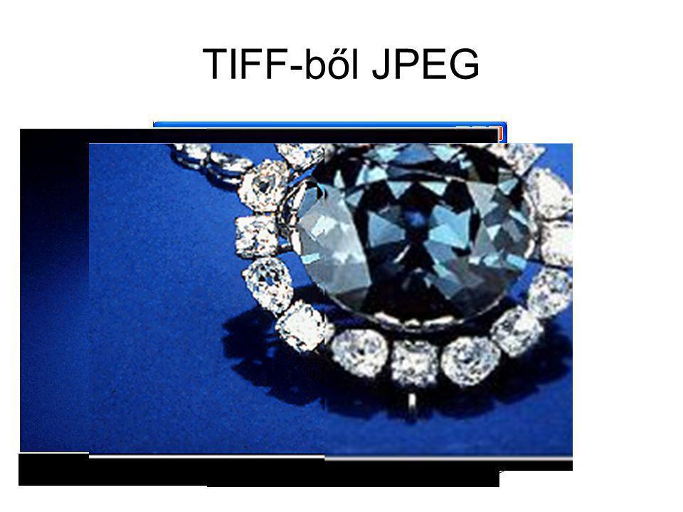 TIFF-ből JPEG