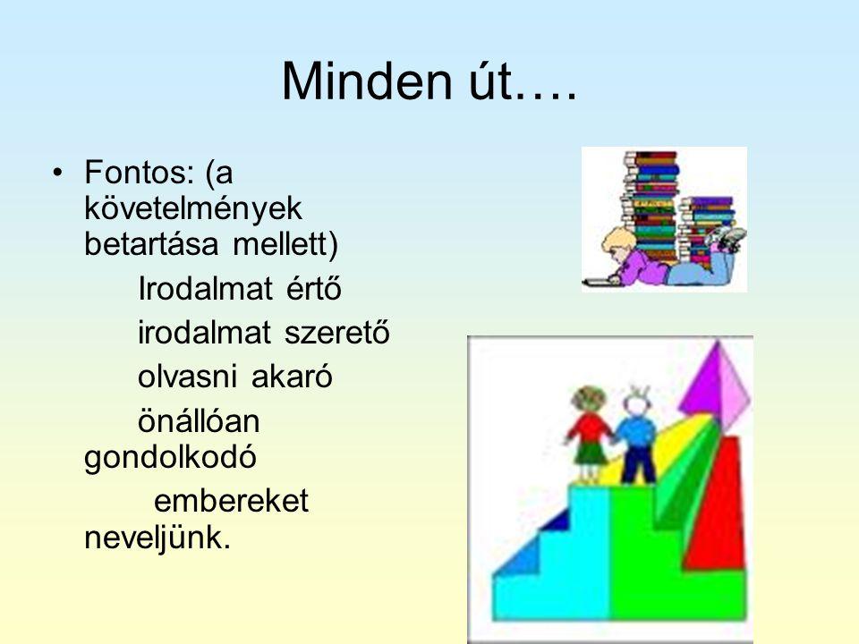 Házi feladatok •Kötelező: mindenkinek ugyanaz •Kötelezően választható: több közül egy •Szabadon választható: szorgalmi •Egyéni házi feladat