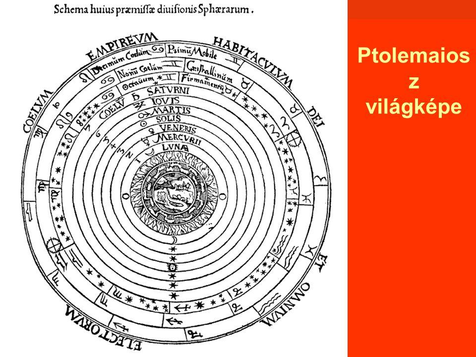 Ptolemaios z világképe
