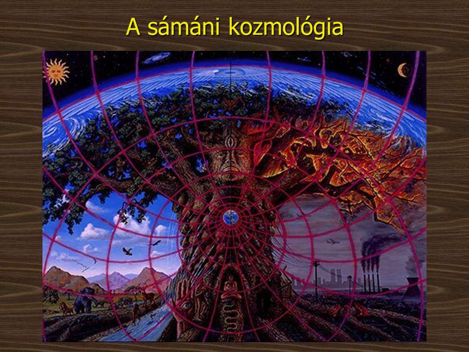 A sámáni kozmológia