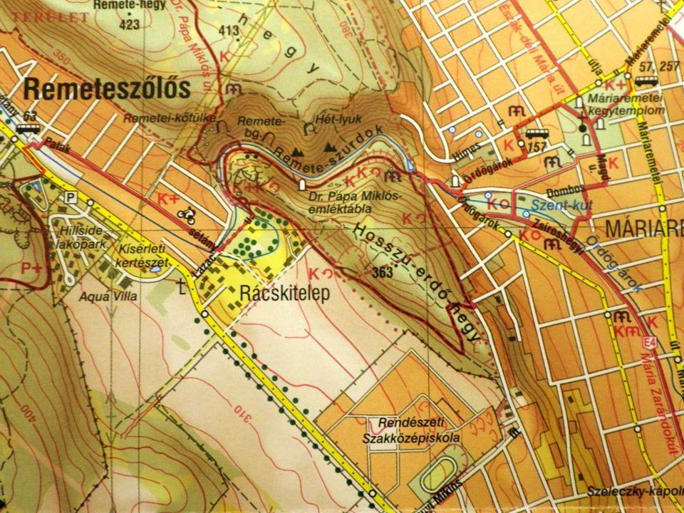 Természetismereti túra a Remete-szurdokban Kis patak a nagy szurdokban: a Budai-hegység Tordai-hasadéka Földrajzi helyzet, megközelítés A Remete-szurd