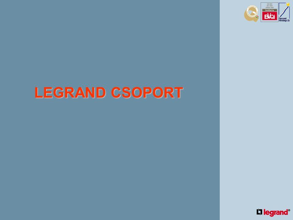 LEGRAND CSOPORT