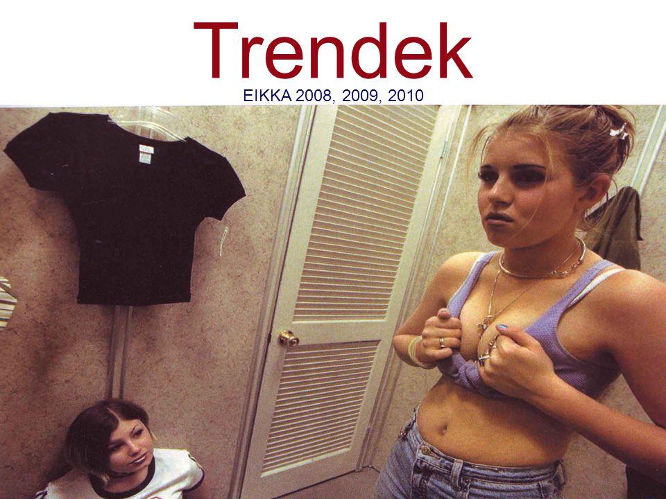 Trendek EIKKA 2008, 2009, 2010