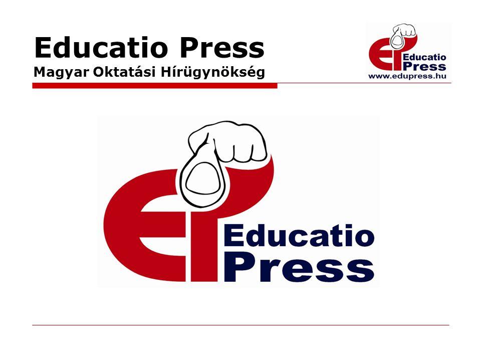 Educatio Press Magyar Oktatási Hírügynökség