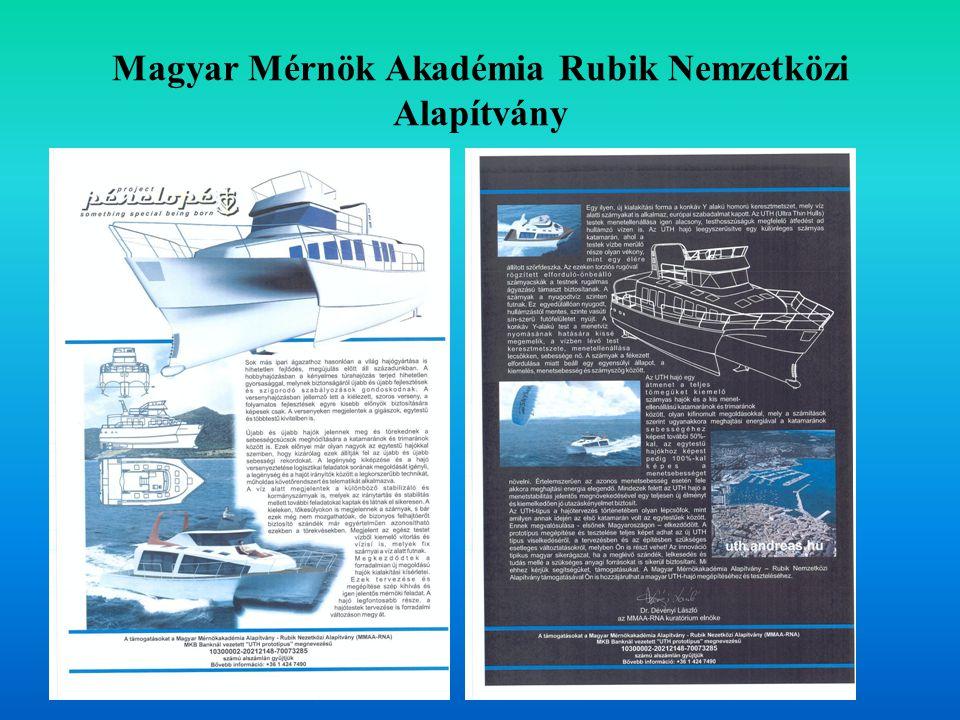 Magyar Mérnök Akadémia Rubik Nemzetközi Alapítvány