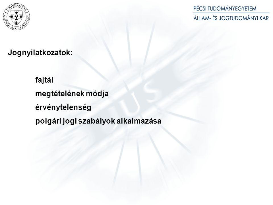 A MUNKAVISZONY alanyok a munkáltató személyében bekövetkező változás a munkaviszony létesítése alapbér, munkakör, munkahely próbaidő munkáltató tájékoztatási kötelessége a munkaviszony kezdete a munkaviszony teljesítése jogok, kötelességek munkaszerződéstől eltérő foglalkoztatás mentesülés a munkavégzési kötelesség alól vétkes kötelességszegés – jogkövetkezmények a munkaviszony módosítása