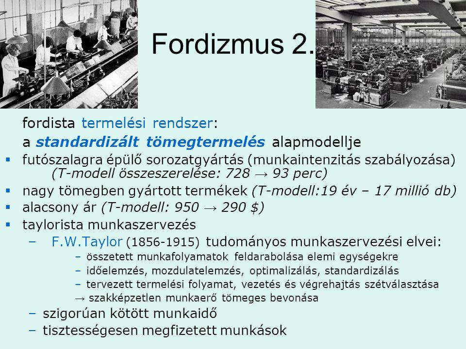 Fordizmus 2.