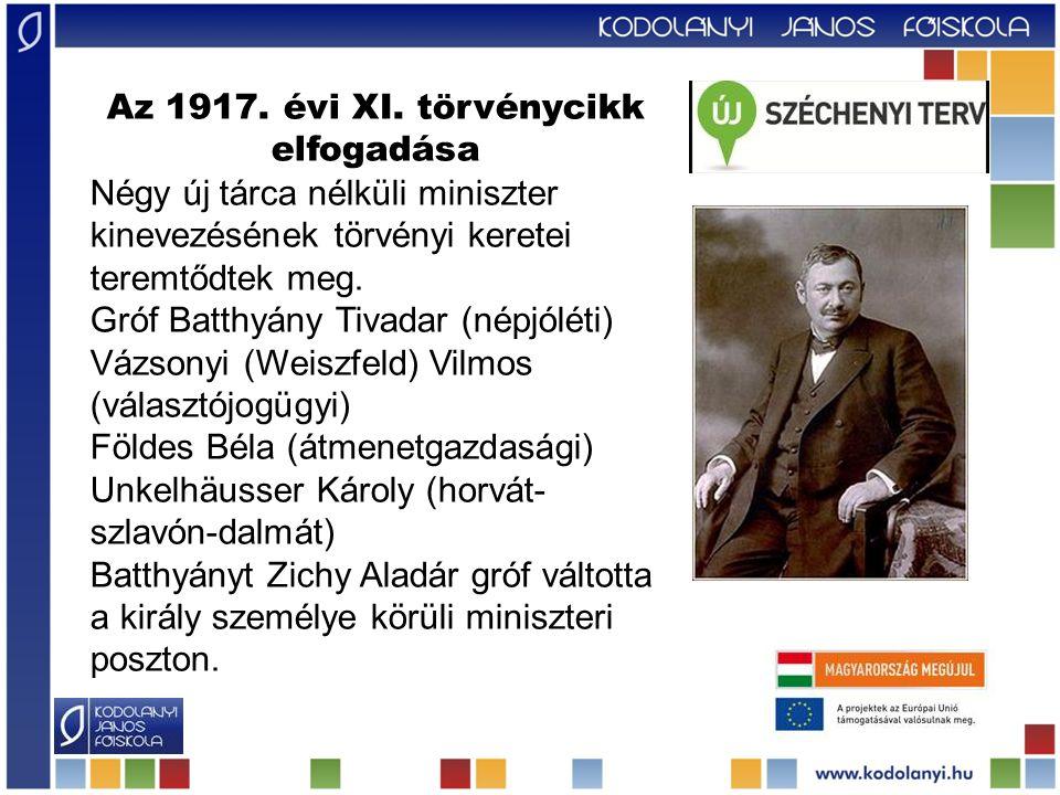 Az 1917.évi XI.