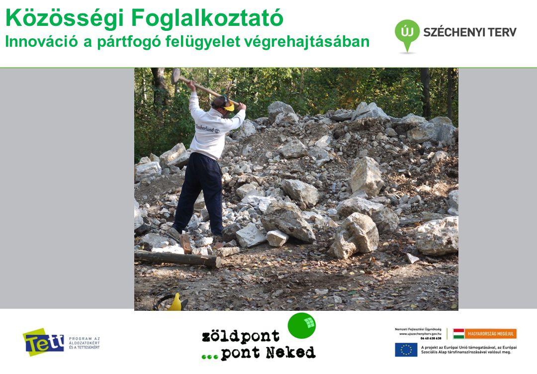 """Dia alcím kenyérszöveg 2004 Közösségi foglalkoztatók Magyarországon 2006/2010 •KMSZ-ek végrehajtása •Pártfogó felügyelet egyénre szabhatósága •Komplex bűnmegelőzési feladatkör •""""Kísérleti műhely saját innovációk és jó gyakorlatok adaptációja •Pilot programok megvalósítása"""