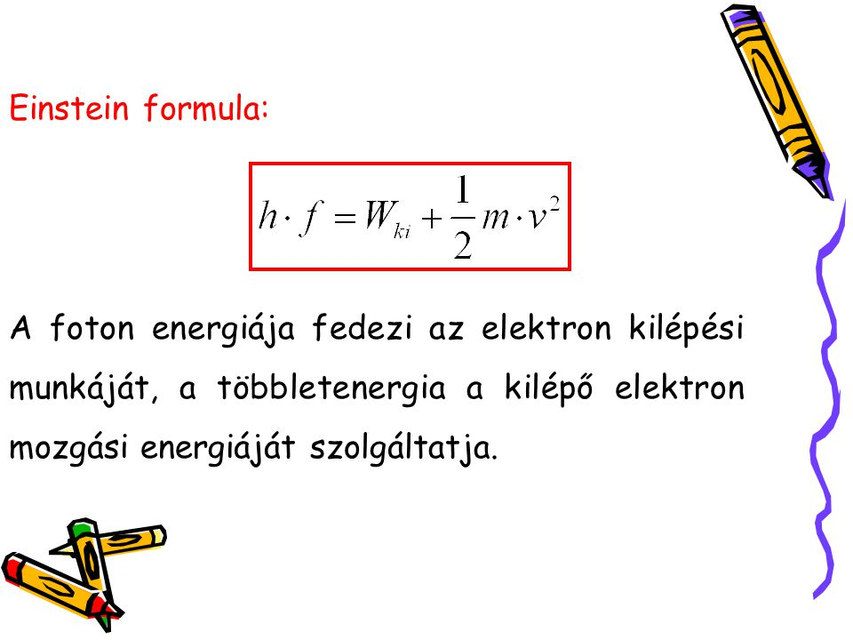 Fotocella: A fotoeffektus alapján működik.Anóddal és katóddal ellátott vákuumcsövek.