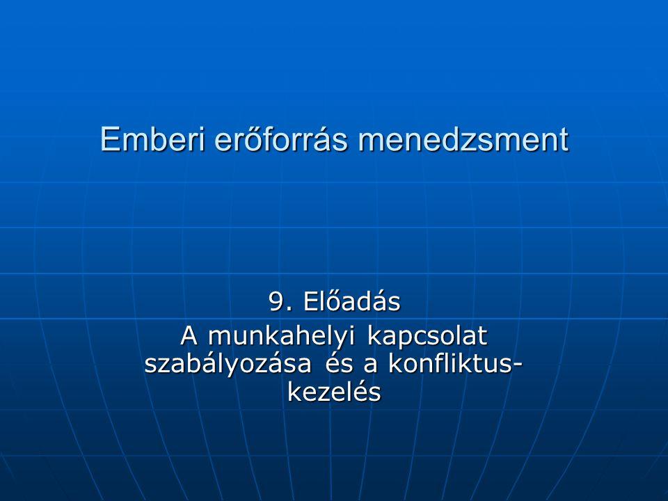 A fegyelmi probléma kezelése (3) Be kell tartani a logikus sorrendet: 1.